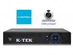 Đầu ghi hình K-Tek-ACH9324M
